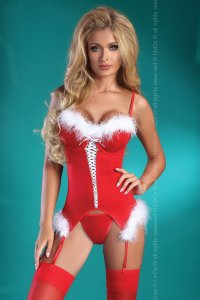 Костюм LivCo Corsetti Fashion Christmas Angel
