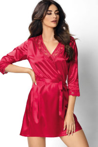 Халат Donna II Venus dressing gown Red