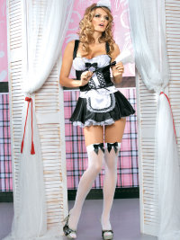 Комплект Caprice French Maid