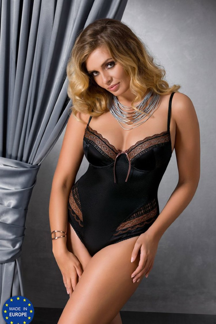 Боди Passion Evane body Black