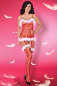 Боди LivCo Corsetti Fashion Catriona Christmas