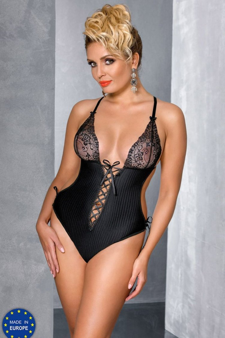 Боди Passion Zoja body Black