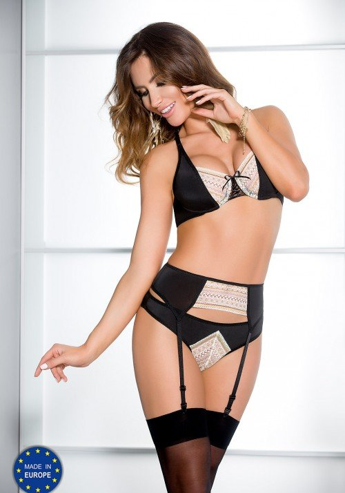 Комплект Casmir Connie set black