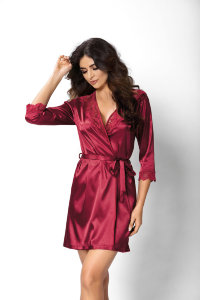 Халат Donna II Venus dressing gown Burgundy