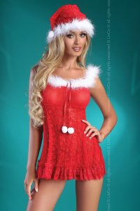 Костюм LivCo Corsetti Fashion Christmas Bell